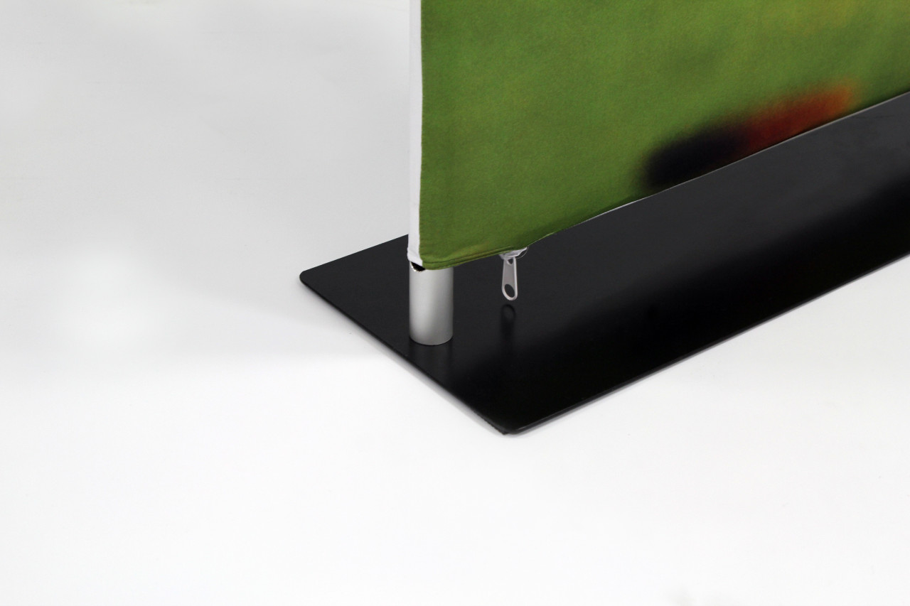 EZ Extend 4 ft width Tension Fabric - Premium 5 5 ft - 11 5 ft