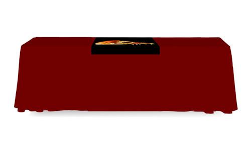 Table Runner 2 Ft. Backless Dye Sub Print