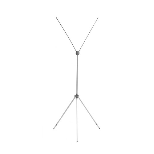 small grasshopper x-stand for banner