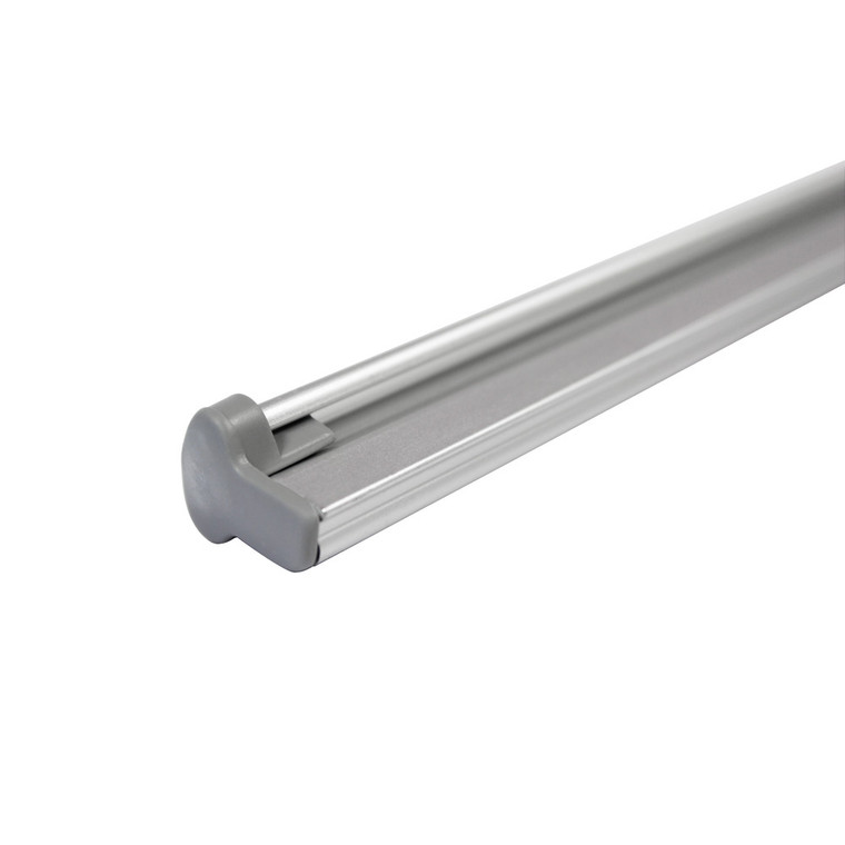 Top Clamp Bar Silver For SilverStep® 36 In.