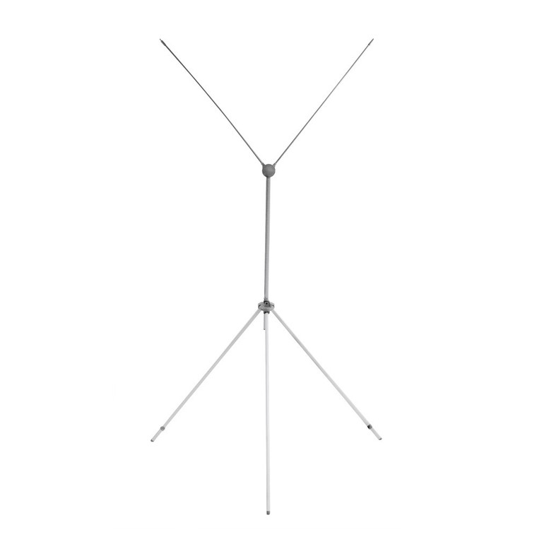 Medium Grasshopper X-stand for banner