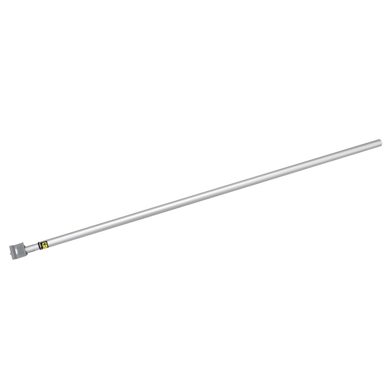 """Replacement Pole for all Table Top Silver Step Units (1 Pole) 36"""" - 59"""" height"""