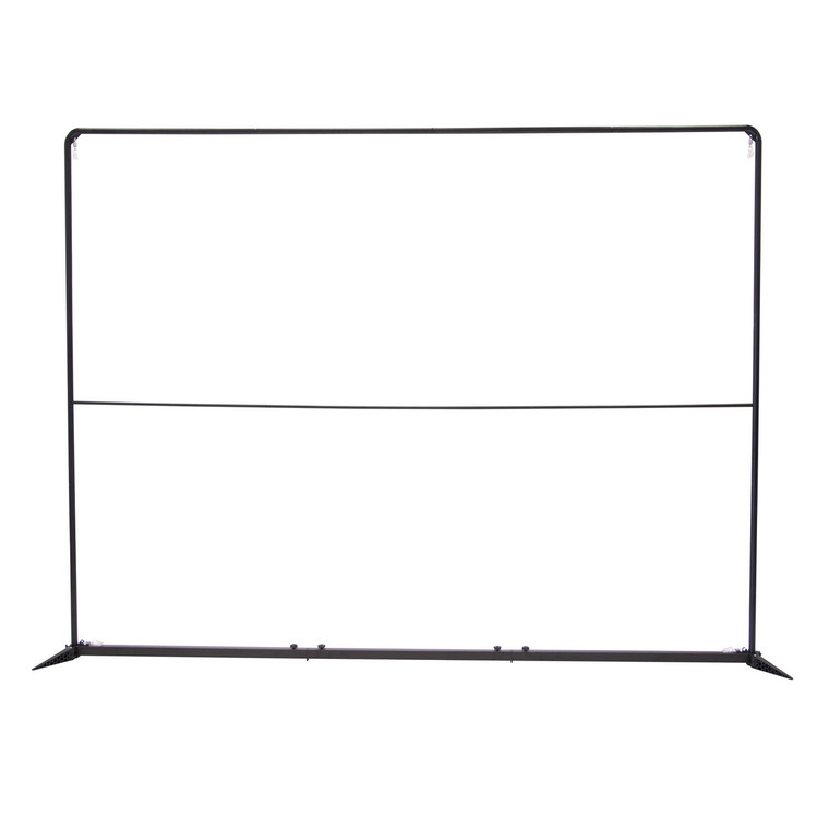 10.5 ft W x 7.5 ft H FrameWorx Banner Display Unit