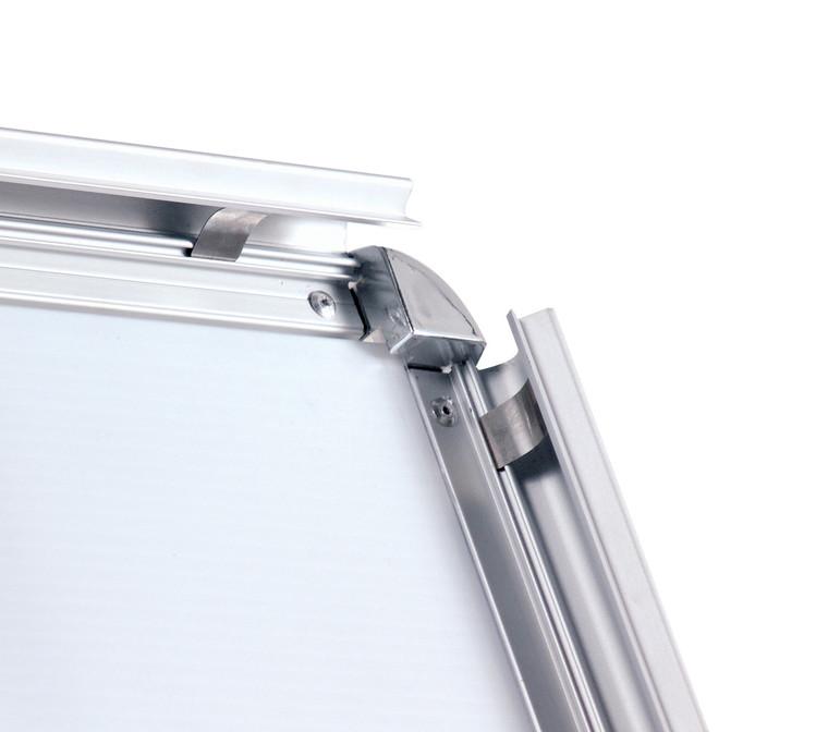 Pedestal Snap Frame Hardware