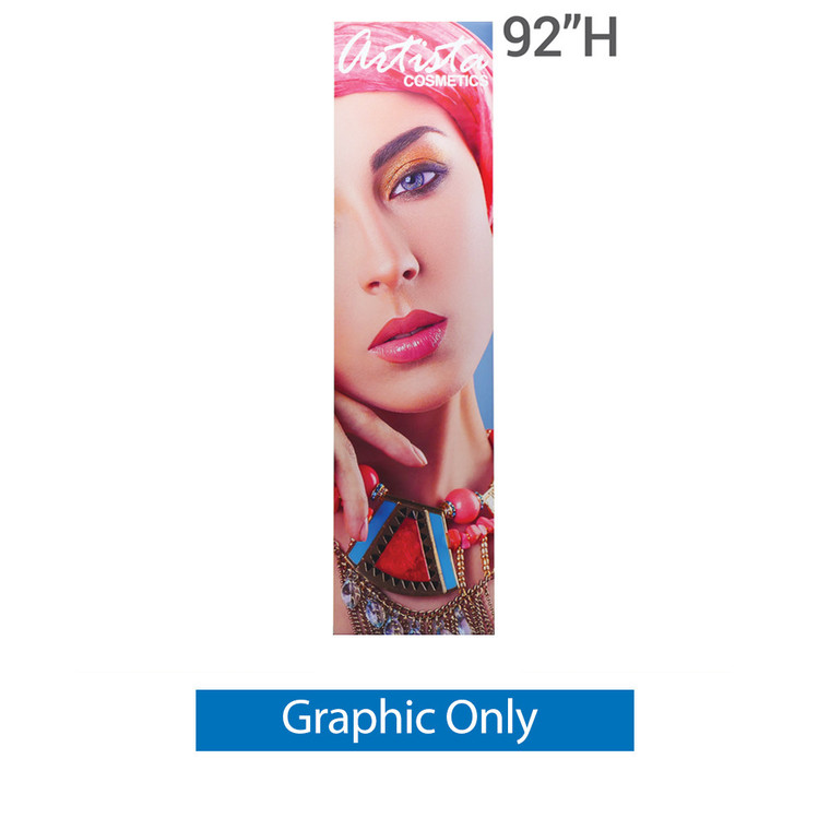 24 In. Dolphin Shark Retractable Replacement Graphic 92""