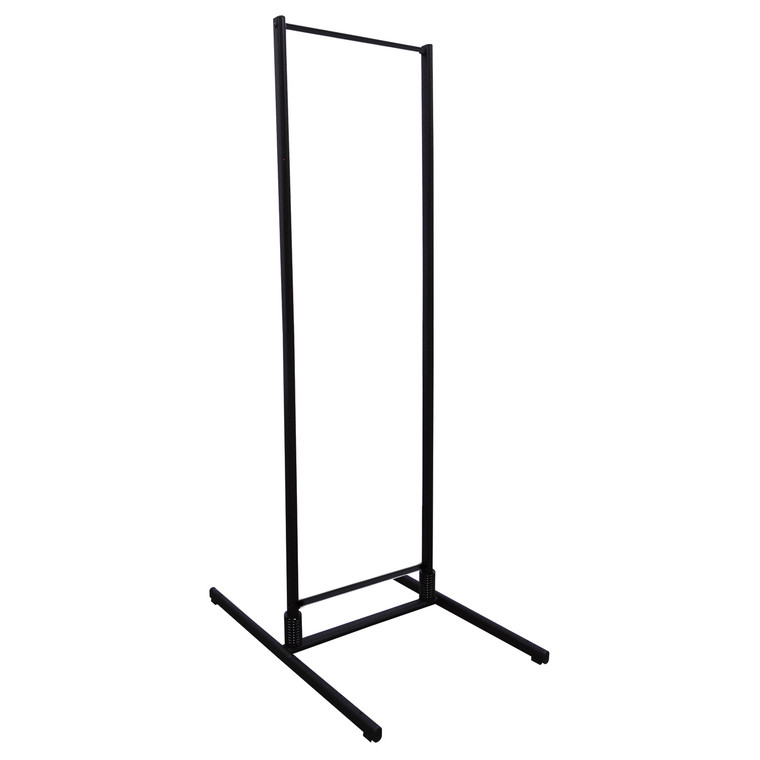 Outdoor Dual Trak Display Stand Only