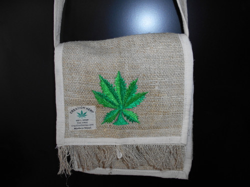 Hemp Shoulder Bags .