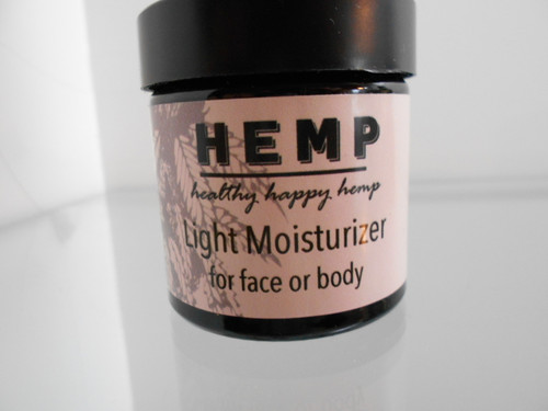 Light Moisturizer for face or body  60g
