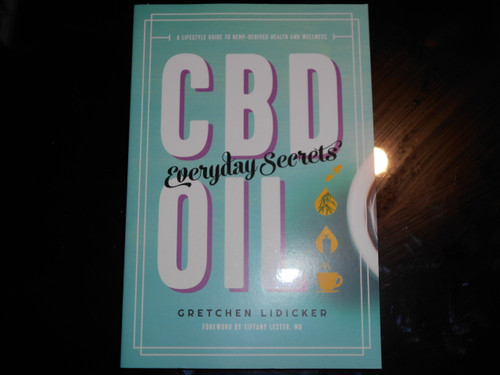 CBD OIL  Everyday Secrets