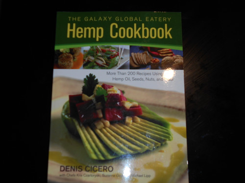 Hemp Cook Book .
