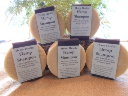 Hemp Shampoo Bar