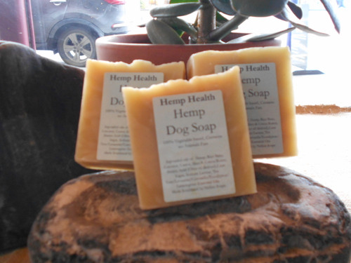 Hemp Dog Soap