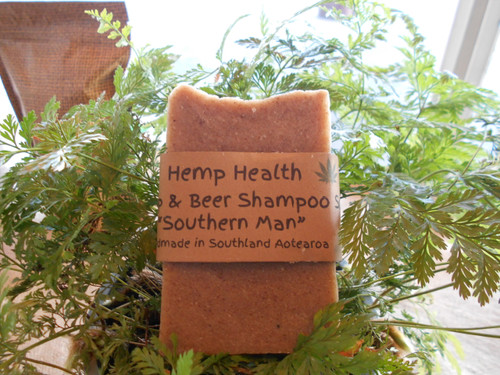 Speights and Hemp Southern Man Soap