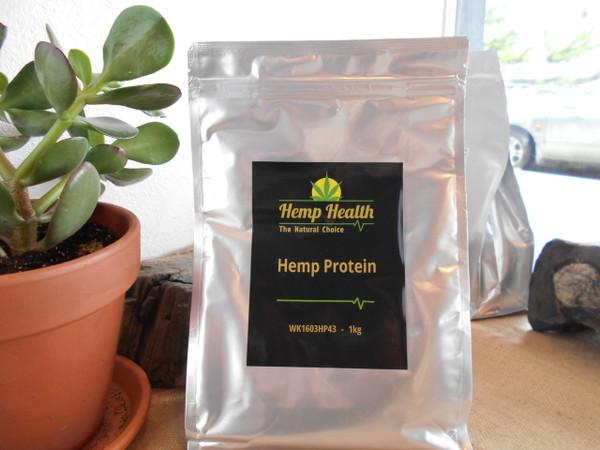 Hemp Protein Powder .