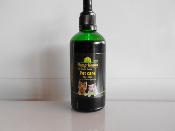 Hemp Health Pet Care  100ml