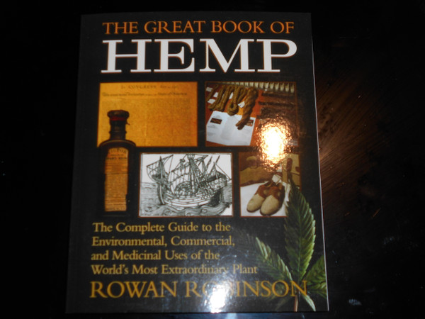 The Great Book of HEMP .