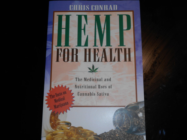 Hemp For Health .