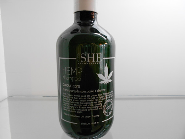 Hemp Shampoo . Colour Care ,  500ml