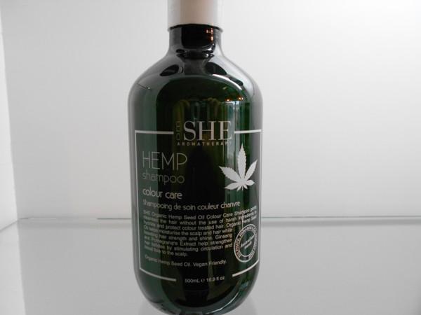 Hemp Shampoo . Colour Care ,  500ml