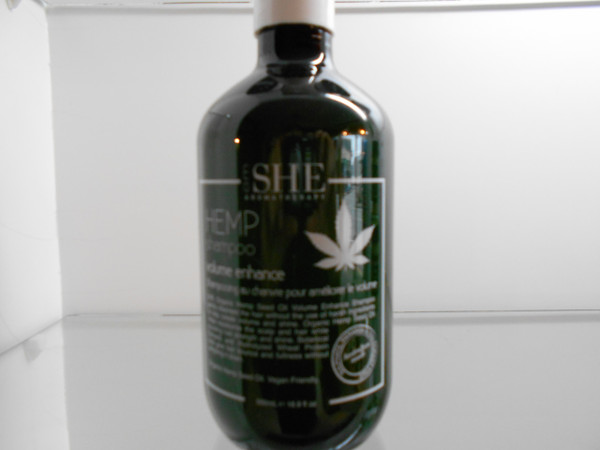 Hemp Shampoo . Volume Enhance  ,  500ml
