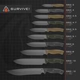 Full SURVIVE! line up