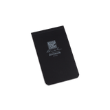 Front of Black Notebook