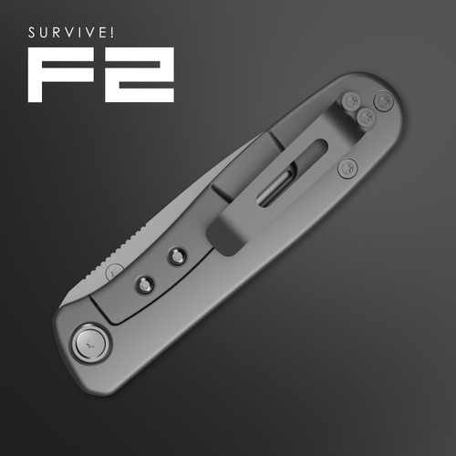 SURVIVE! F2 with a formed clip