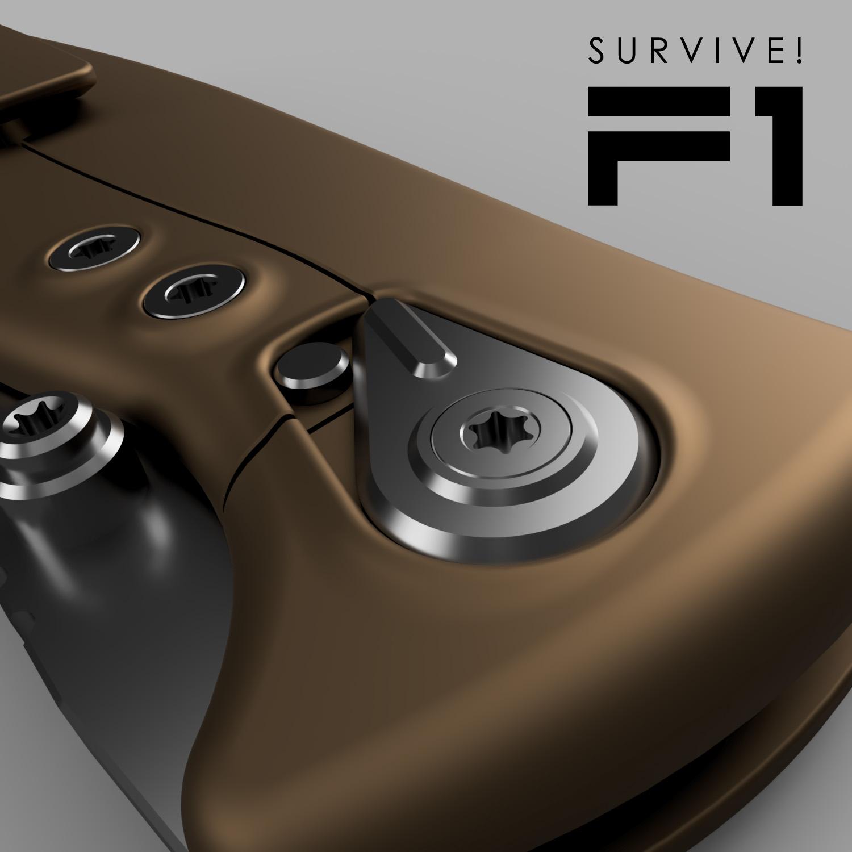 SURVIVE! F1 Folder