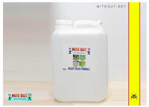 MITE OUT | 5 Gallon (1/Cs)  *MICHIGAN ONLY