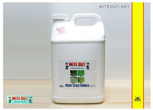 MITE OUT | 2.5 Gallon (2/Cs)  *MICHIGAN ONLY