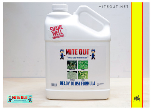 MITE OUT | Gallon (4/Cs)  *MICHIGAN ONLY