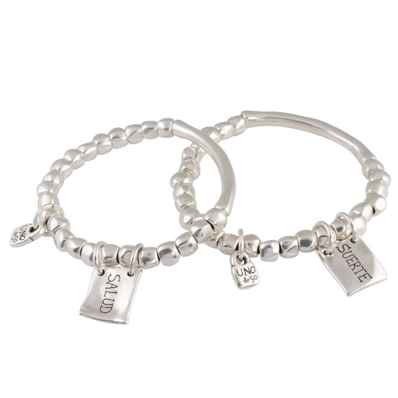 healthy and lucky bracelet set