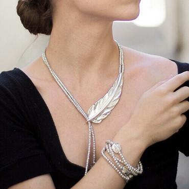 uno no de 50 jewelry crystal necklace women jewelry woman jewelry