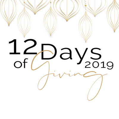 12 Days of Giving 2019