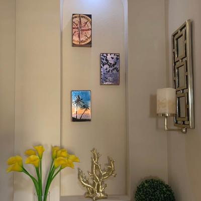 How To Decorate Using Houston Llew Spiritiles