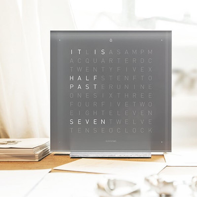 Why You Need a QLOCKTWO Clock