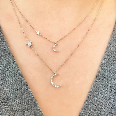 Moon and Stars Jewelry Meaning