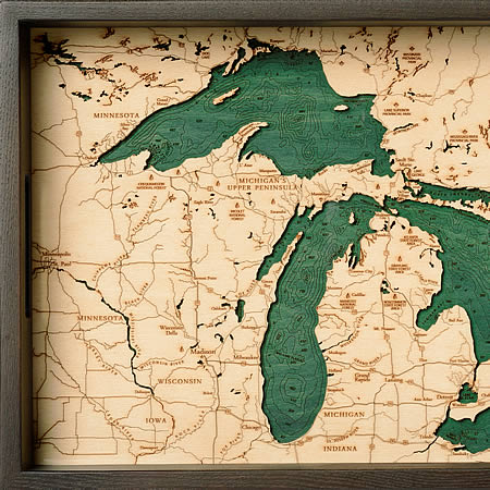 great lakes tray
