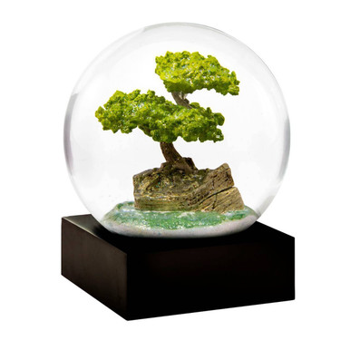 Bonsai Snow Globe Coolsnowglobes The Giving Tree Gallery