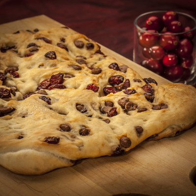 Foccacia 2 Versions - Sweet & Salty