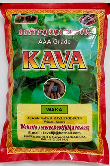 AAA Grade Waka Lateral Kava Kava Root Powder from Best Fiji Kava Inc