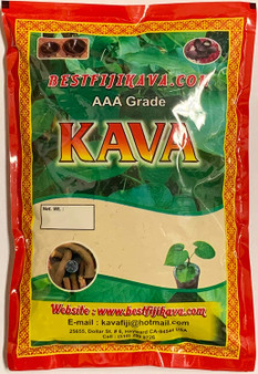 AAA Grade Lawena Basal Kava Root Powder Noble 1 LB from Best Fiji Kava Inc