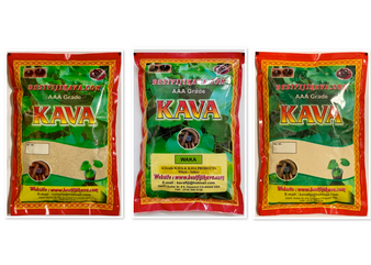 AAA Grade Kava Root Powder Sampler Pack 3 LB