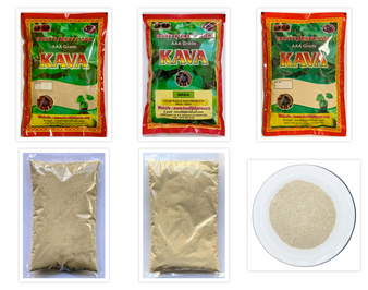 Kava Root Powder Variety Pack 6 LB from Best Fiji Kava Inc