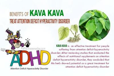 ADHD Herbal Remedies - Kava-Kava