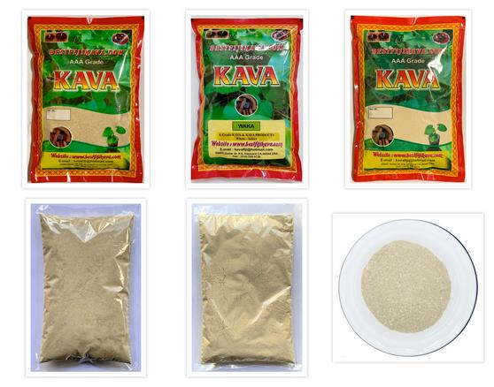 Kava Root Powder Variety Pack 6 LB from Best Fiji Kava Inc