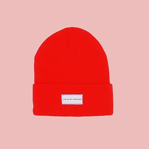 Beanies - Rectangle Logo