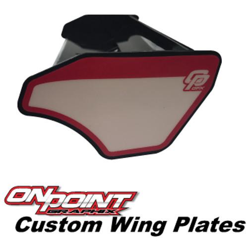 Custom Wing Plates
