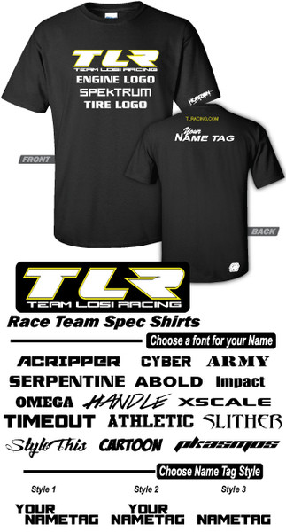 TLR Race Spec Tee