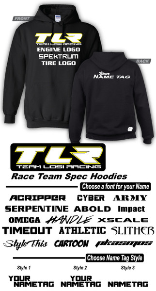TLR Race Spec Hoodie
